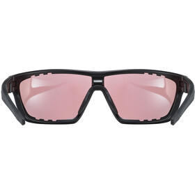 UVEX Sportstyle 706 Colorvision Glasses black mat/outdoor